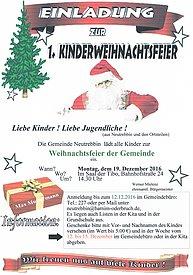 Strausberg Live Weihnachtskalender.Amt Barnim Oderbruch Archiv 2016